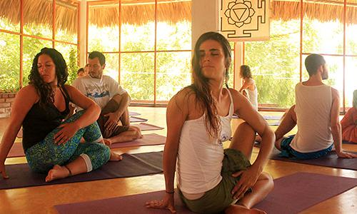 Hridaya Yoga Retreat Module 1 Intensive